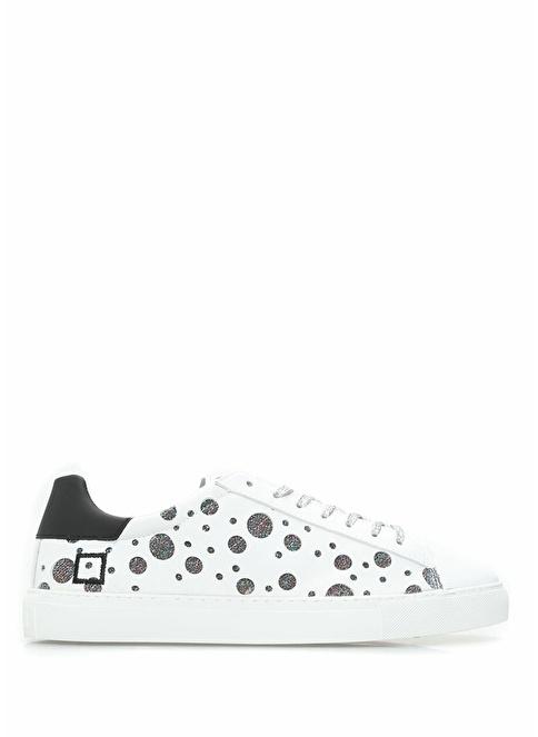 D.A.T.E. Lifestyle Ayakkabı Beyaz